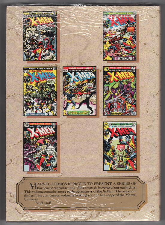 Marvel Masterworks Volume 11 X-Men First Print Edition Book For Sale